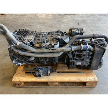 Cambio Iveco Strali 460EEV ZF 12AS2331 TD