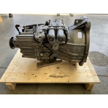 Cambio Iveco Daily ZF 6S380 1323015002