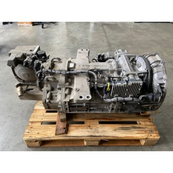 Cambio MB Actros 1844 G211-16 EPS3