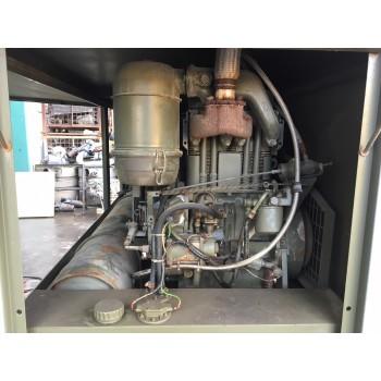 Motocompressore Carrellato Deutz F2L511
