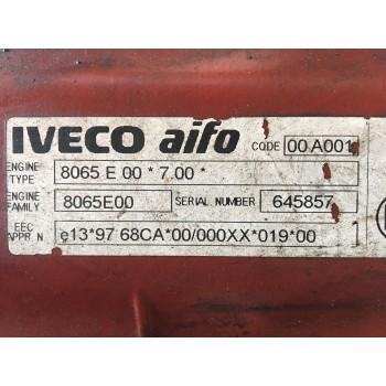 Motore Spazzatrice RAVO 5002 8065.05