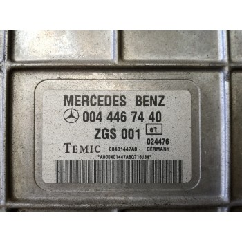 Centralina Motore Mercedes Atego 818